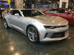 2017 Chevrolet Camaro LT 2.0T COUPE (11,300 KMS) RS PACKAGE