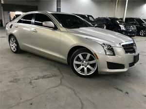 CADILLAC ATS 2013 / CUIR / TOIT / MAGS / BLUETOOTH / 107300KM!!