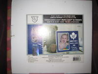 Brand new born to be Toronto Maples Fan picture frame FREE DELIV