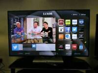 """Luxor 32"""" Smart LED Full HD Freeview, Delivery"""