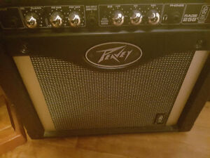 Fender Guitar + Peacey Amp + RP355 Effects