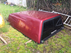 Truck Canopy - reduced to sell