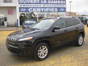 2014 Jeep Cherokee North ** Groupe remorquage**