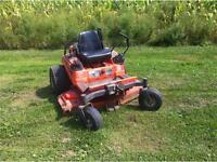Kubota ZD21 Zero Turn Lawn Mower