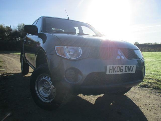 "Mitsubishi L200 2.5DI-D 4WD Double Cab Pickup 4Work ""NOW SOLD"""