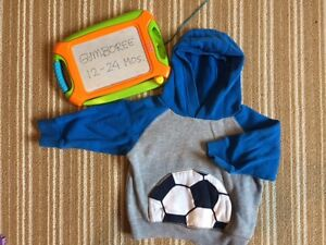 Gymboree Sweater with Hood for Toddler Boys