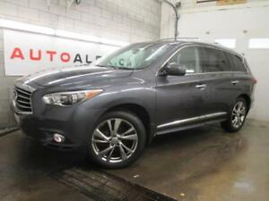 2013 INFINITI JX35 AWD PREMIUM NAVIGATION 2 MONITEURS CAMERA