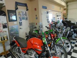 Old Motorcycle Shop is Hiring Service Writers