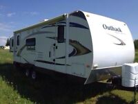**TRAVEL TRAILER RENTALS WITH WEEKENDS STILL AVAILABLE**