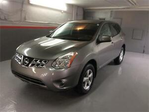 2013 Nissan Rogue AWD/ TOIT OUVRANT/ D'EMAREUR A DISATNCE/MAGS