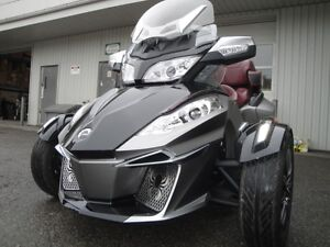2015 Can-Am DEMO Spyder RT-S Special Series SE-6