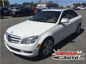 Mercedes-Benz C-Class C300 4Matic Cuir Toit Ouvrant MAGS AWD 200