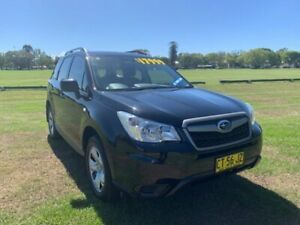 2013 Subaru Forester S4 MY13 2.5i Lineartronic AWD Black 6 Speed Constant Variable Wagon South Grafton Clarence Valley Preview