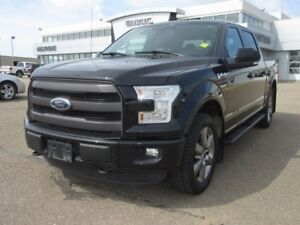 2016 Ford F-150 Lariat. Text 780-205-4934 for more information!