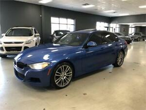 2013 BMW 3 Series 335i xDrive///M-SPORT///6SPEED MANAUL///NAVI//