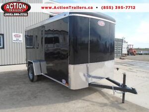 LOWEST PRICE FOR THE QUALITY 6X12 CARGO TRAILER BUILT HEAVY DUTY London Ontario image 1