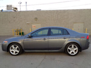 2006 Acura TL SPORT PKG-3.2 V6 -134K--EXCELLENT SHAPE IN AND OUT