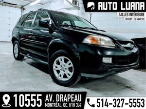 2004 Acura MDX 7 PASSAGERS/TOIT/MAG/CUIR/MARCHE PIED/PROPRE