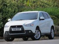 2011 Mitsubishi ASX 1.8TD 3 1 OWNER FROM NEW