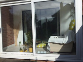 UPVC double glazing conservatory