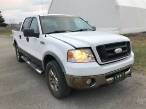 2006 Ford F150 FX 4x4 Needs Transmission repaired