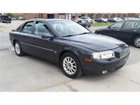 2000 Volvo S80 2.9 T6 Prem Pkg Like New Certified Etested
