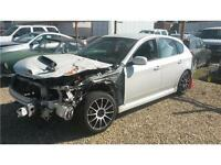 PARTING OUT *** 2008 Subaru Impreza WRX *** FRONT END DAMAGE