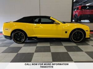 2011 Chevrolet Camaro 2SS, Convertible, Body Kit, Bumble Bee Edi
