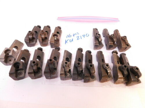 16pcs. Used Kennametal Carbide Indexable Tool Cartridge KU-2140 (SN-42)