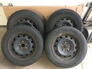Nokian Hakkapeliitta R winter Tires - 195 65R15