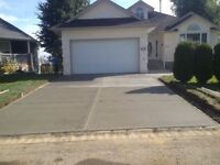 All Types of Concrete Work with Low Prices in Calgary & Airdrie