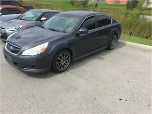 2011 SUBARU LEGACY 3.6R AWD LEATHER,LOADED! ONLY 90,000KM ON ENG