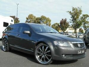 2010 Holden Calais VE MY10 V Alto Grey 6 Speed Automatic Sportswagon Maidstone Maribyrnong Area Preview