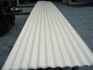 ROOFING IRON CORRO CLASSIC CREAM - VARIOUS LENGTHS $10.95 L/M Jimboomba Logan Area Preview