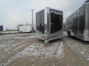 21' DRIVE IN / OUT ALL ALUMINUM SPORT TRAILER - TONS OF FEATURES London Ontario image 2