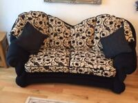 Luxury Suite of furniture with matching quality curtains and cushions