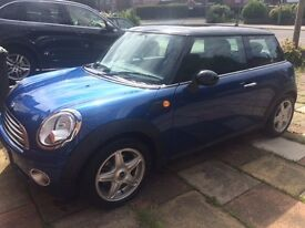 Mini Cooper 1.6 - Lady Owner