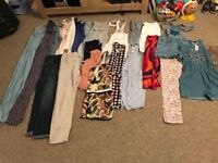 AGE 14-16 GIRLS CLOTHES SOME WITH TAGS
