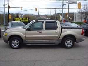 2003 Ford Explorer Sport Trac XLT 4x4 *LEATHER-SUNROOF*