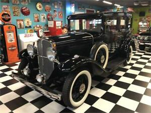 Pontiac 1931 restaurer dans son originalité