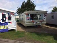 Static Caravan Nr Clacton-on-Sea Essex 2 Bedrooms 6 Berth BK Contessa 2000