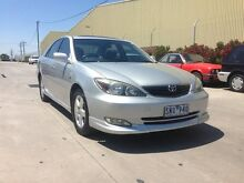 2003 Toyota Camry MCV36R Sportivo Silver 4 Speed Automatic Sedan Spotswood Hobsons Bay Area Preview