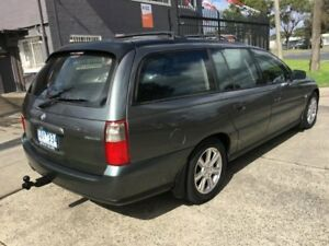 2003 Holden Commodore VY Executive 4 Speed Automatic Wagon