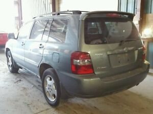 2002 and above Toyota Highlander Wanted