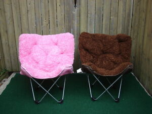 Pair of Geneva chairs Lady and Man chairs