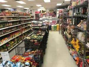*Established Grocery Supermarket with Halal Meat Shop for Sale*