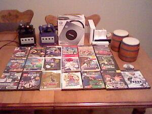 Nes, Snes, N64, Gamecube, Wii, Ps123, Xbox, 360, Sega, Atari