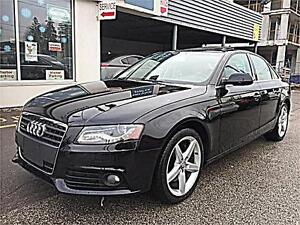 2010 Audi A4 2.0T Premium - NAVI - BACK UP CAM - ACCIDENT FREE
