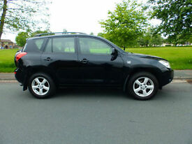 2007 07'reg Toyota RAV4 2.2 D-4D ( 134bhp ) XT3 **Air Con, Alloys**