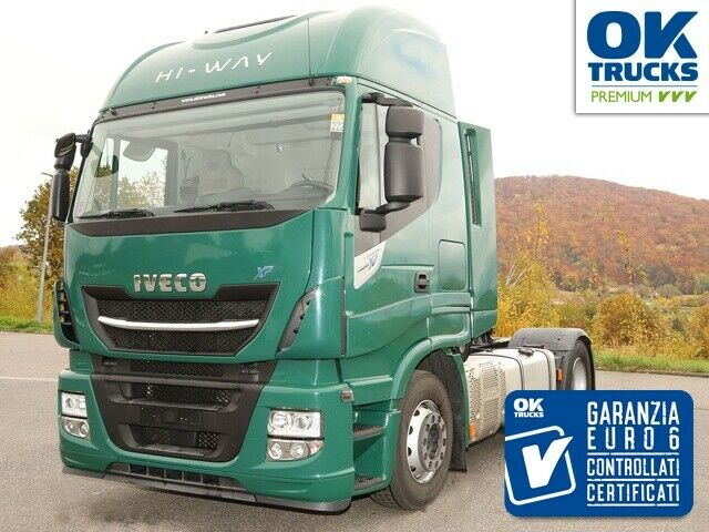 Iveco Stralis AS440S48T/P XP